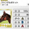 【ダビマス】星4種牡馬ジャングルポケットのステータス