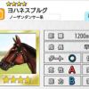 【ダビマス】星4の種牡馬ヨハネスブルグのステータス