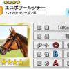 【ダビマス】星4の種牡馬エスポワールシチーのステータス