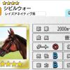 【ダビマス】星4の種牡馬シビルウォーのステータス