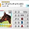 【ダビマス】星5の種牡馬ムーチョマッチョマン2013のステータス