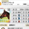 【ダビマス】キタサンブラックの非凡な才能は有馬記念で発動しないよ