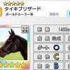 【ダビマス】星5の種牡馬タイキブリザードのステータス