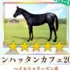 【ダビマス】星5の種牡馬マンハッタンカフェ2001のステータス