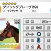 【ダビマス】星5の種牡馬ダンシングブレーヴ1990のステータス