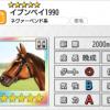 【ダビマス】星5の種牡馬イブンベイ1990のステータス