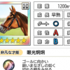 【ダビマス】星5の種牡馬ダイワメジャー2006のステータス