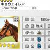 【ダビマス】星4種牡馬キョウエイレアのステータス