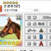 【ダビマス】星5の種牡馬ナオキ1975のステータス