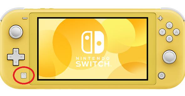 Switch 動画 撮影